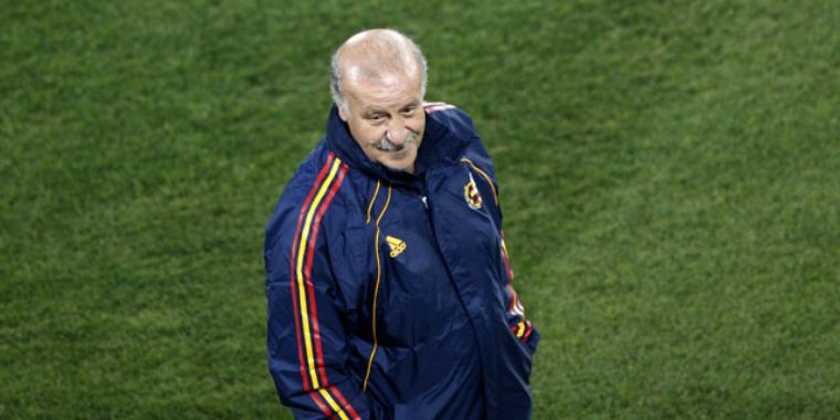 Del Bosque, optimista por Iniesta