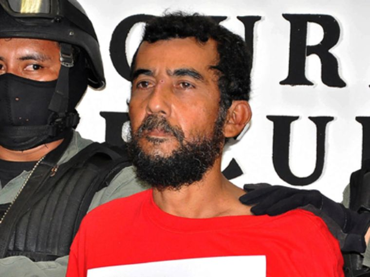 Capturan al Bin Laden mexicano