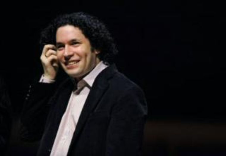 Estrenan documental sobre Dudamel y