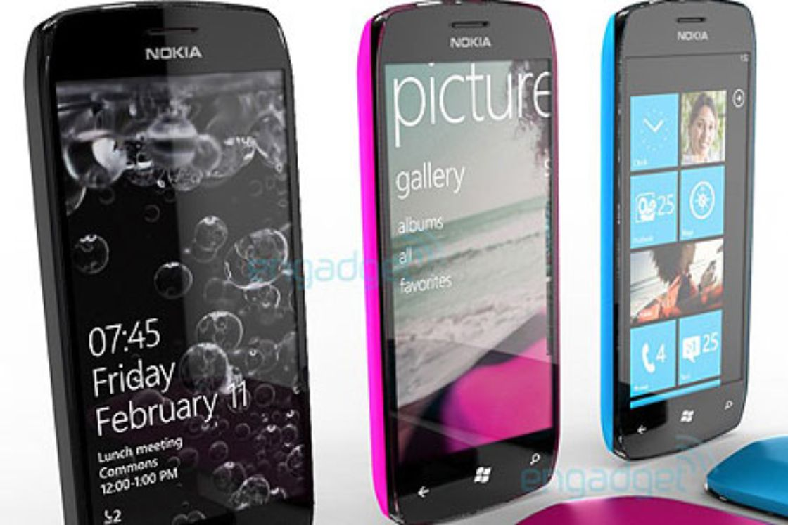 Nokia ya prepara celular con Windows Phone