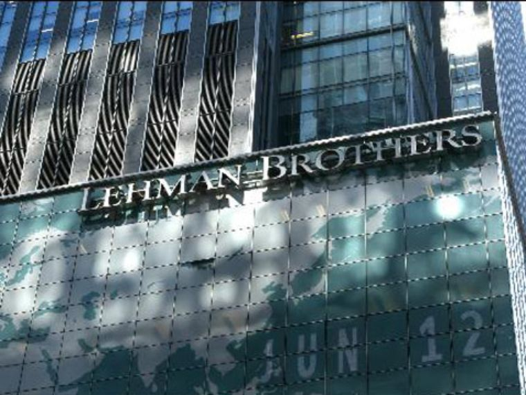 Lehman Brothers demanda a Citigroup