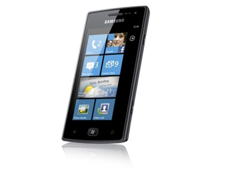 Samsung lanza Windows Phone en México