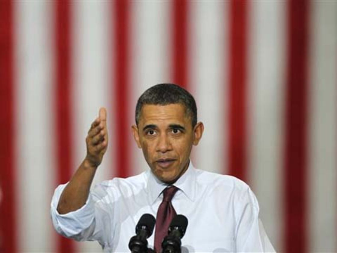 Obama, favorito para California frente a Romney