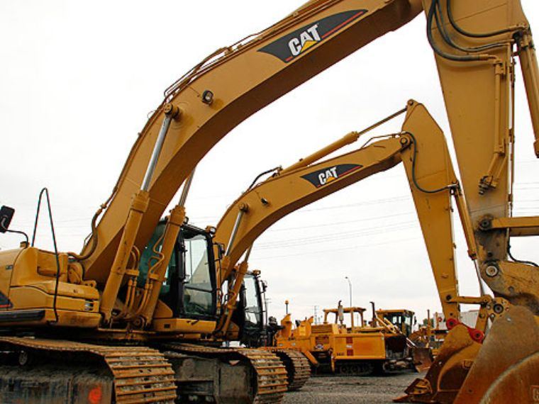 Caterpillar planea invertir en Chile