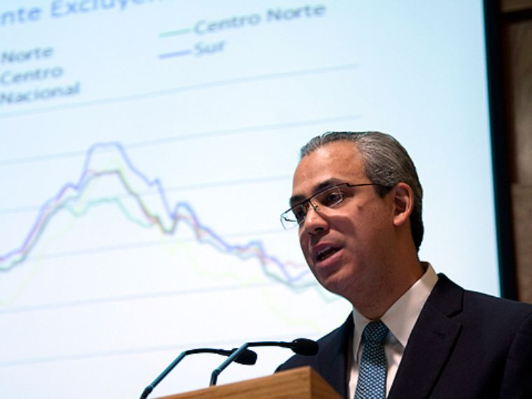 Banxico reporta perspectiva favorable en demanda interna