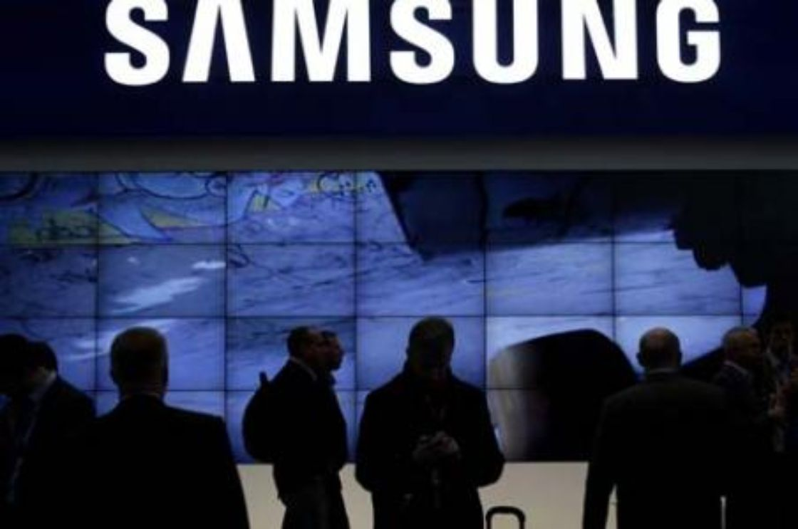 Samsung se anota ganancia trimestral récord