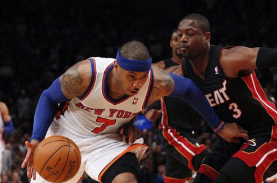 Knicks vence al Heat y sigue con vida