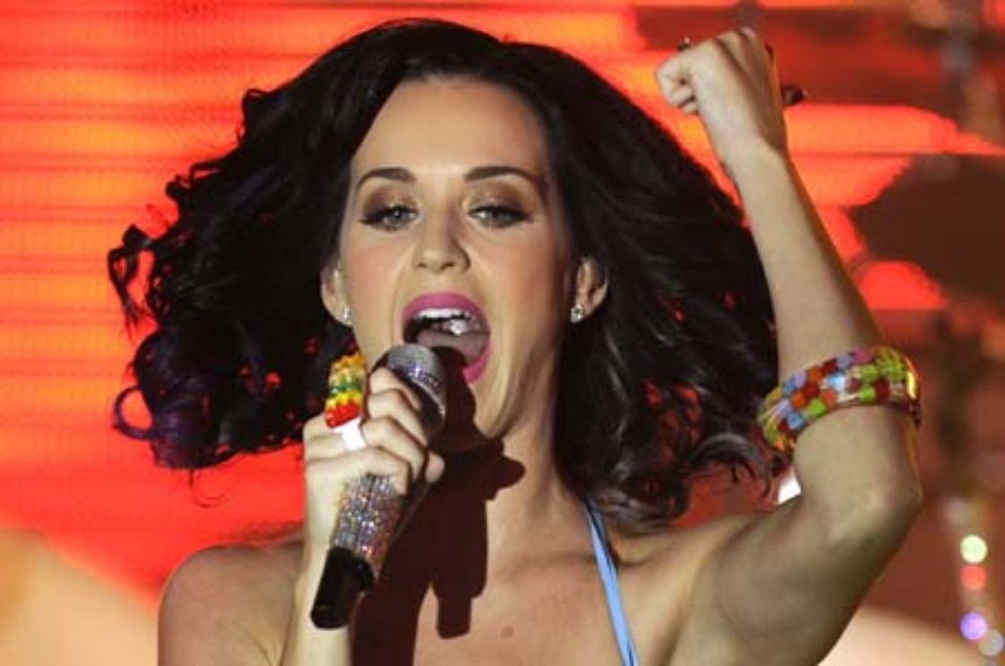 Katy Perry brillará en cómic