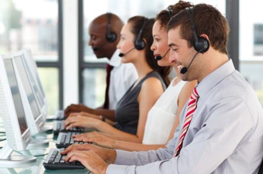 Sector call center se concentra en cinco entidades