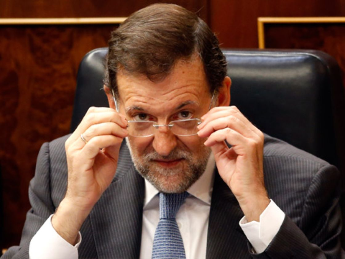 Rajoy descarta incrementar IVA para reducir déficit