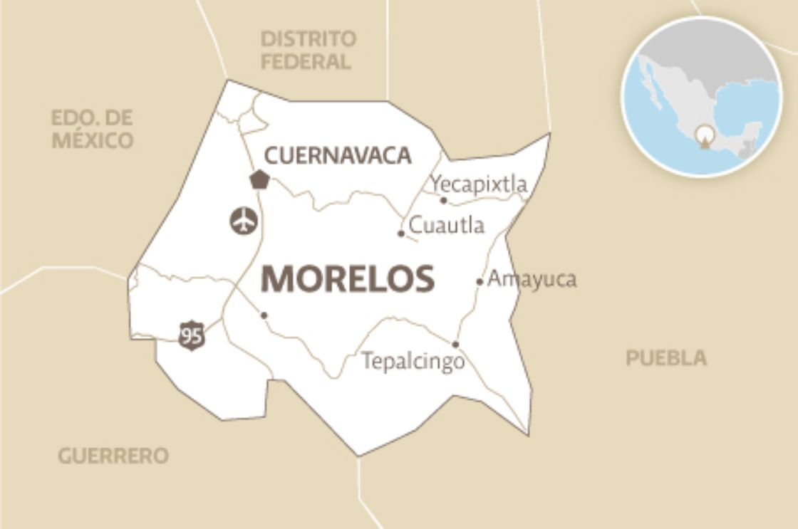 Confirman intento de fuga de reos en Cereso de Morelos