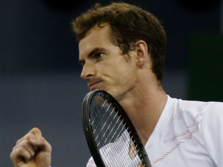 Murray y Djokovic disputarán final de Shanghai
