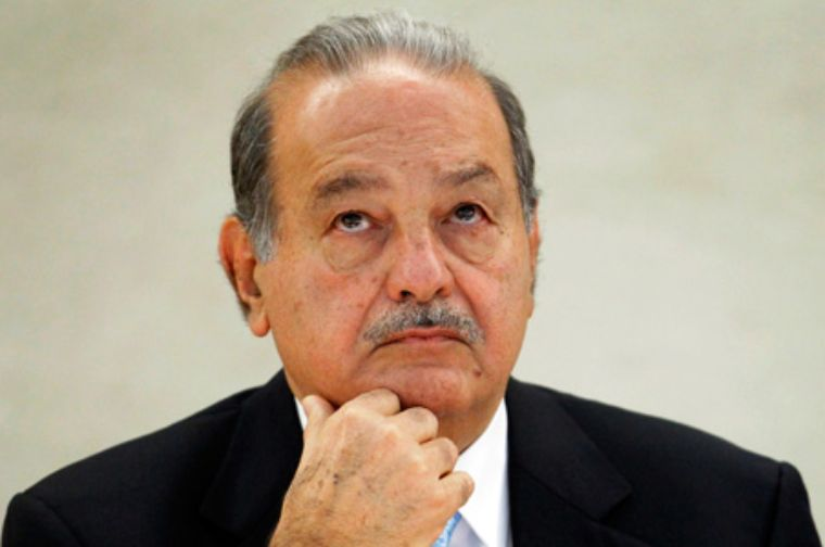 Ola regulatoria en AL amenaza a Carlos Slim