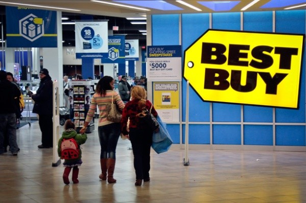 Temporada decembrina indigesta a Best Buy