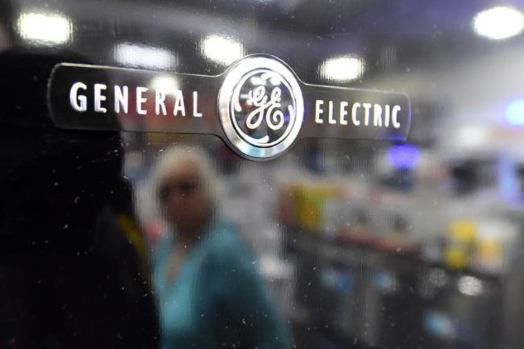 Ganancias trimestrales de GE saltan 35.7%