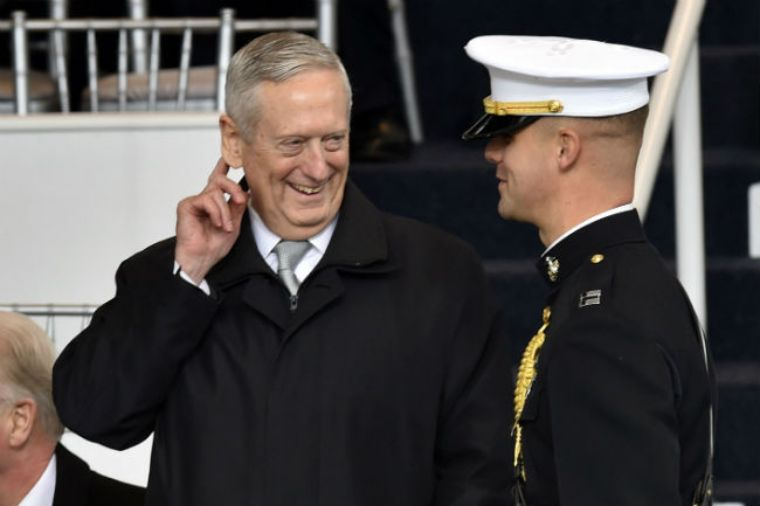 Senado confirma a James Mattis como secretario de Defensa