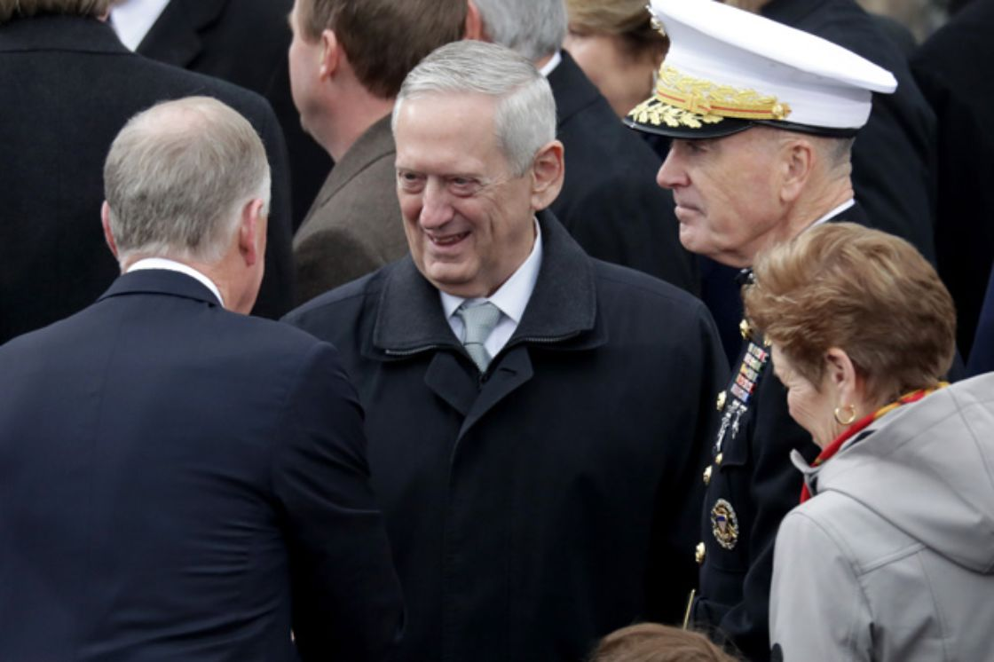 El Senado de EU ratifica a James Mattis como secretario de Defensa