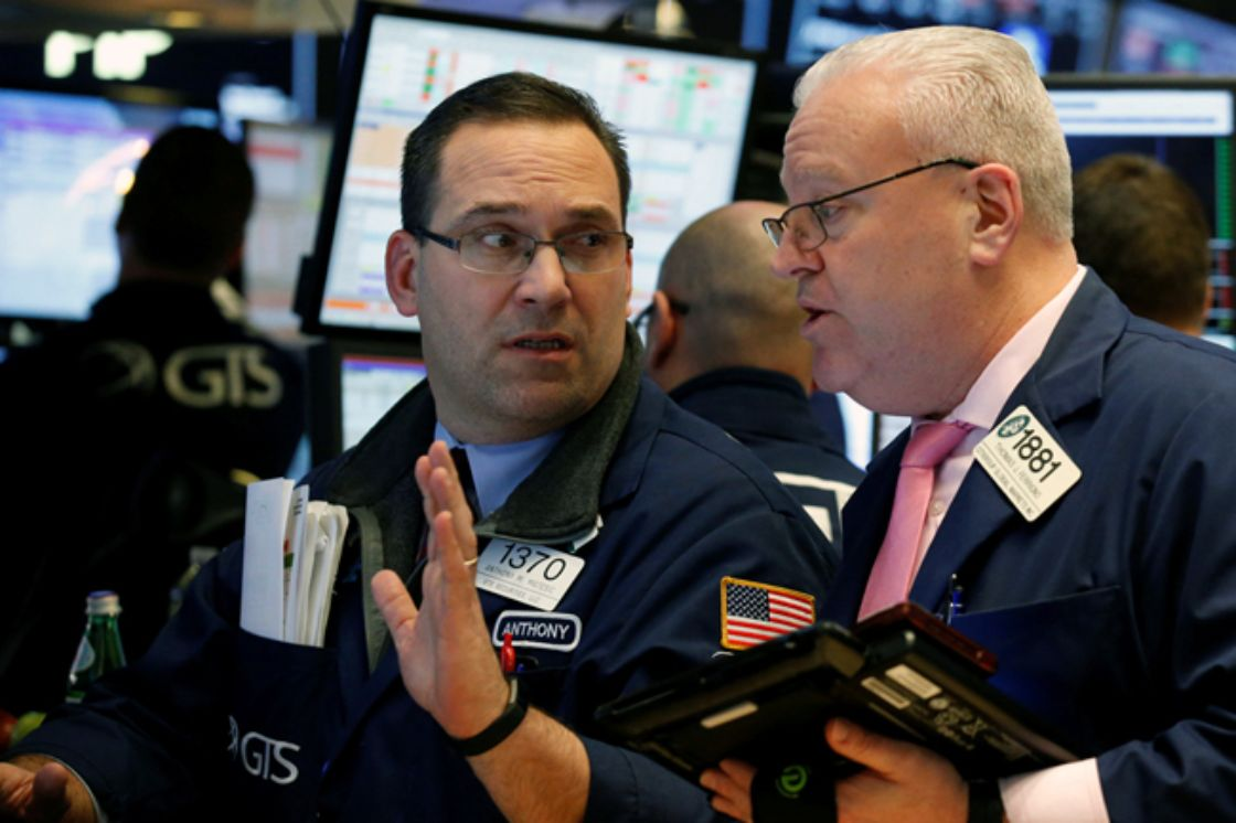 Wall Street, en rally; Apple y Goldman ayudan