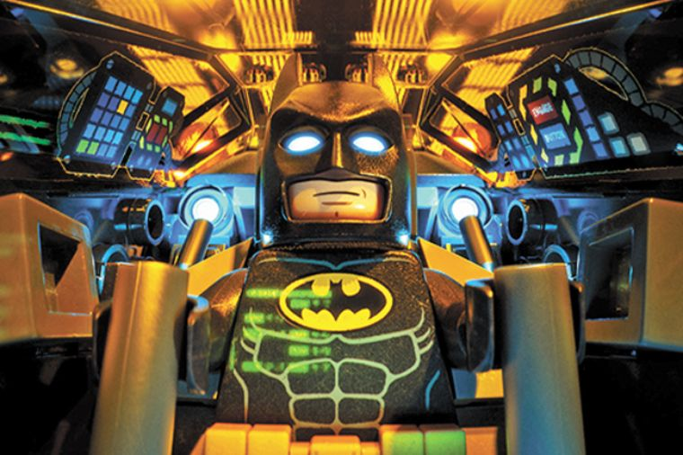 Siri, cuéntanos sobre tu debut en Lego Batman Movie