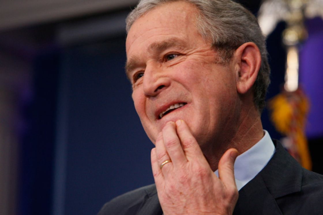 Hay un ambiente bastante feo en Washington: Bush