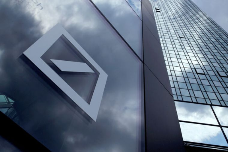 Deutsche Bank recibe multa de 150 mdd en EU