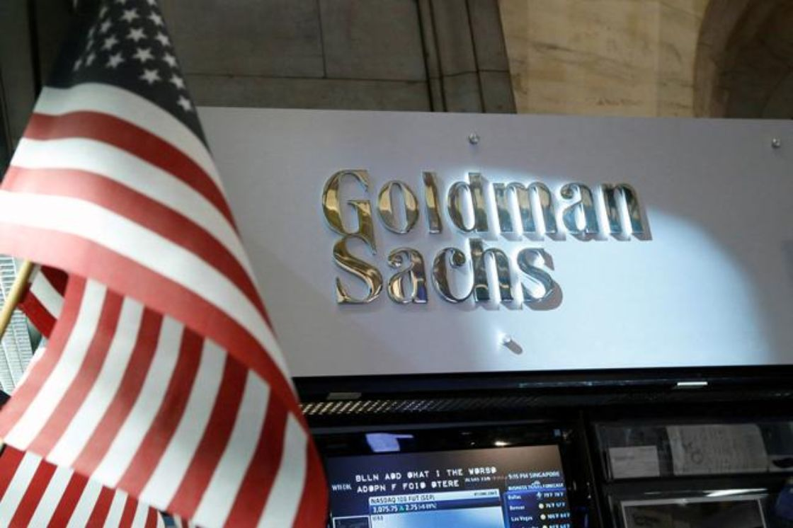 Ganancia trimestral de Goldman Sachs se dispara 80%