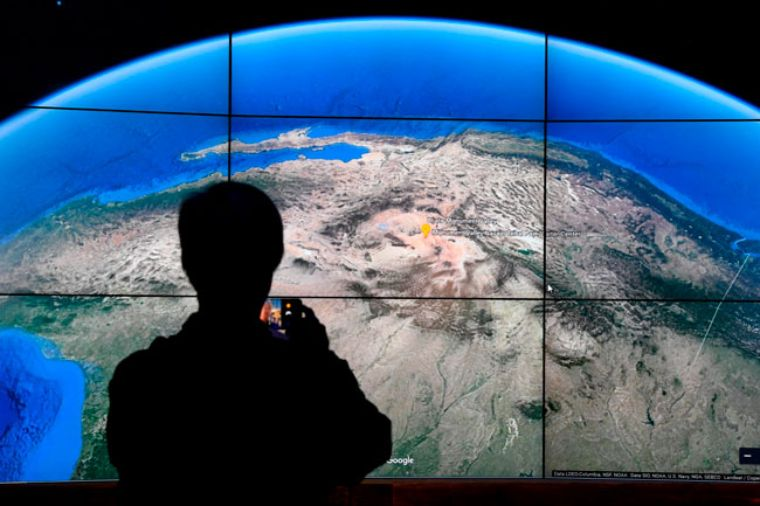 Alphabet revive a Google Earth con inteligencia artificial