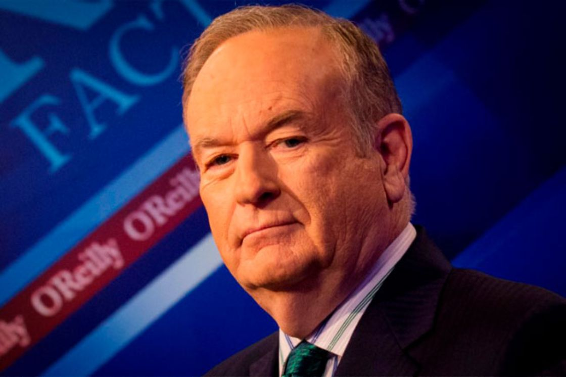 Fox News rompe vínculos con Bill O'Reilly por denuncias de acoso