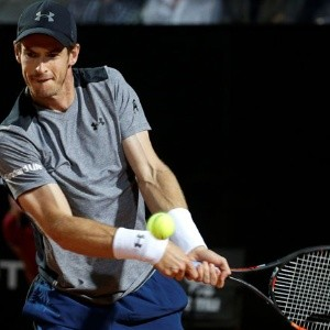 Andy Murray cae en su defensa del título en Roma