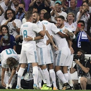 Real Madrid levanta la Supercopa de España