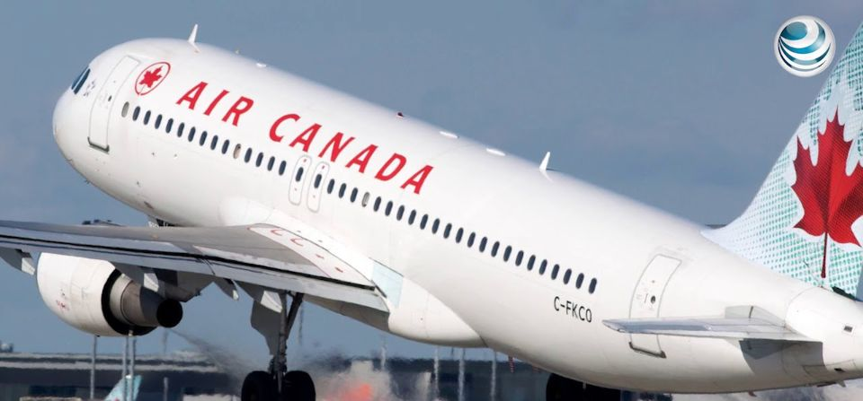 Air Canada es nombrada la Eco-Airline 2018