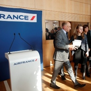 Air France pierde a su CEO en medio de una crisis laboral
