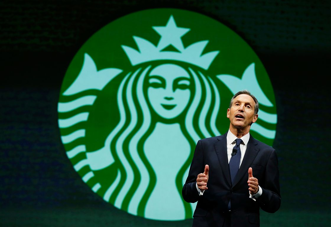 Howard Schultz. Foto: AP