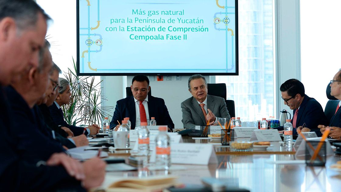Yucatán incrementará oferta de gas natural