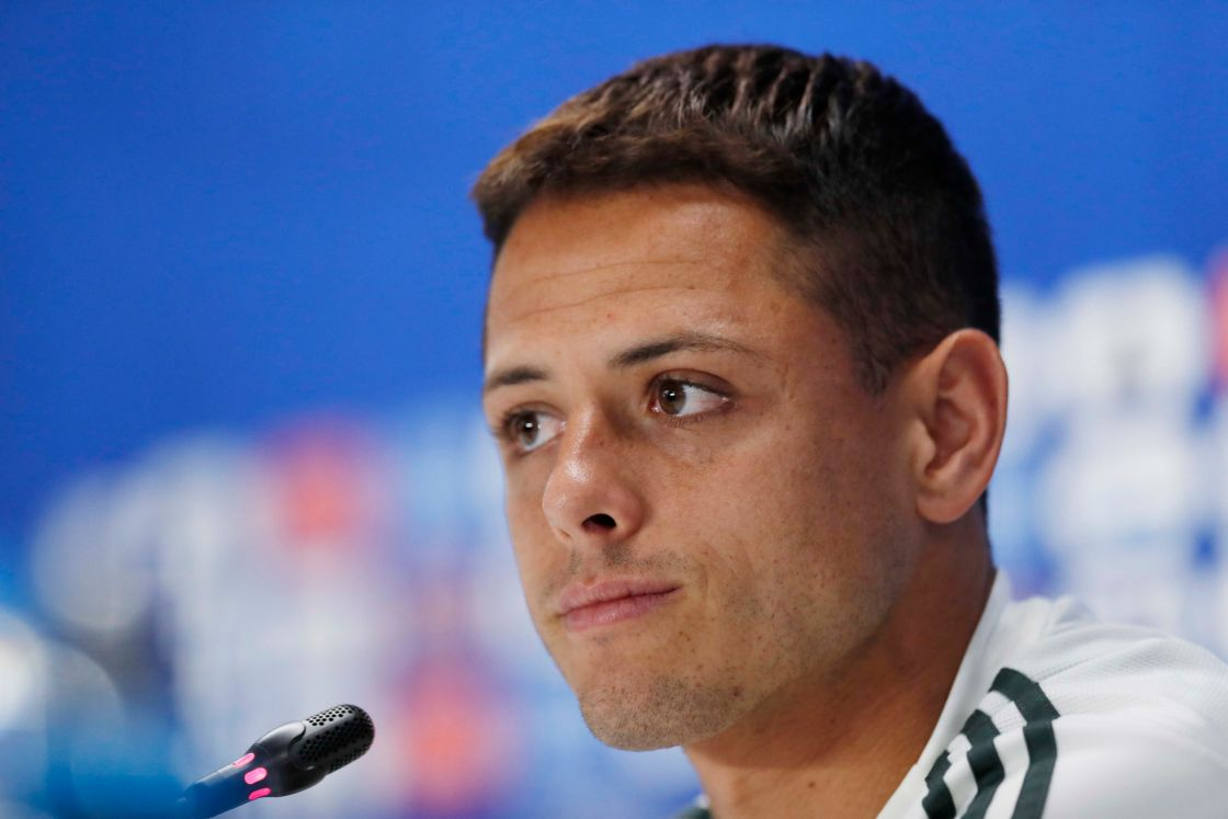 World Cup - Mexico News Conference