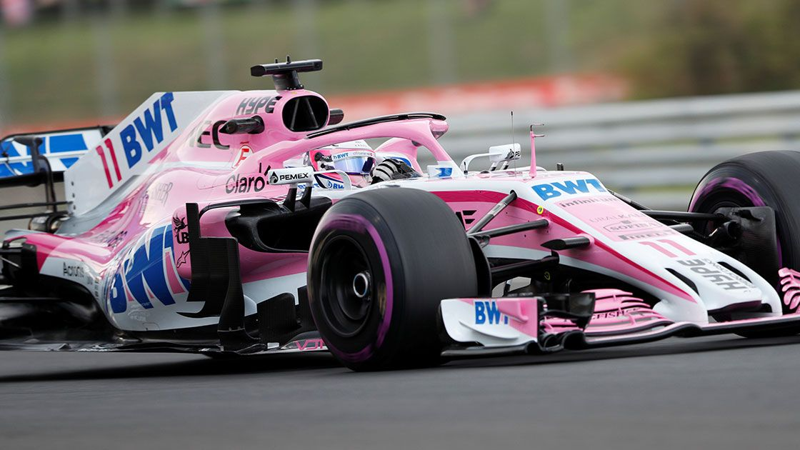 La devaluación de Force India