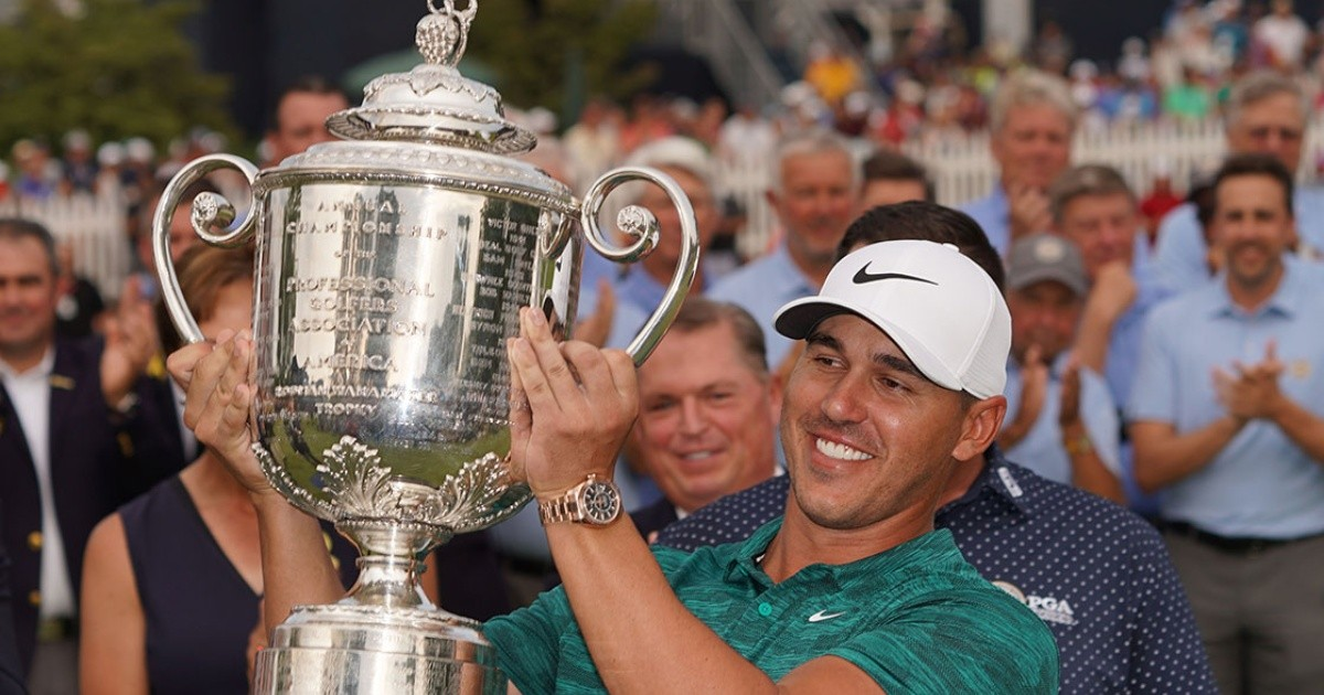 Koepka closes a great year