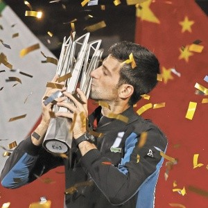 Djokovic sigue su camino ascendente