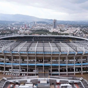 Liga MX avala el césped del estadio Azteca