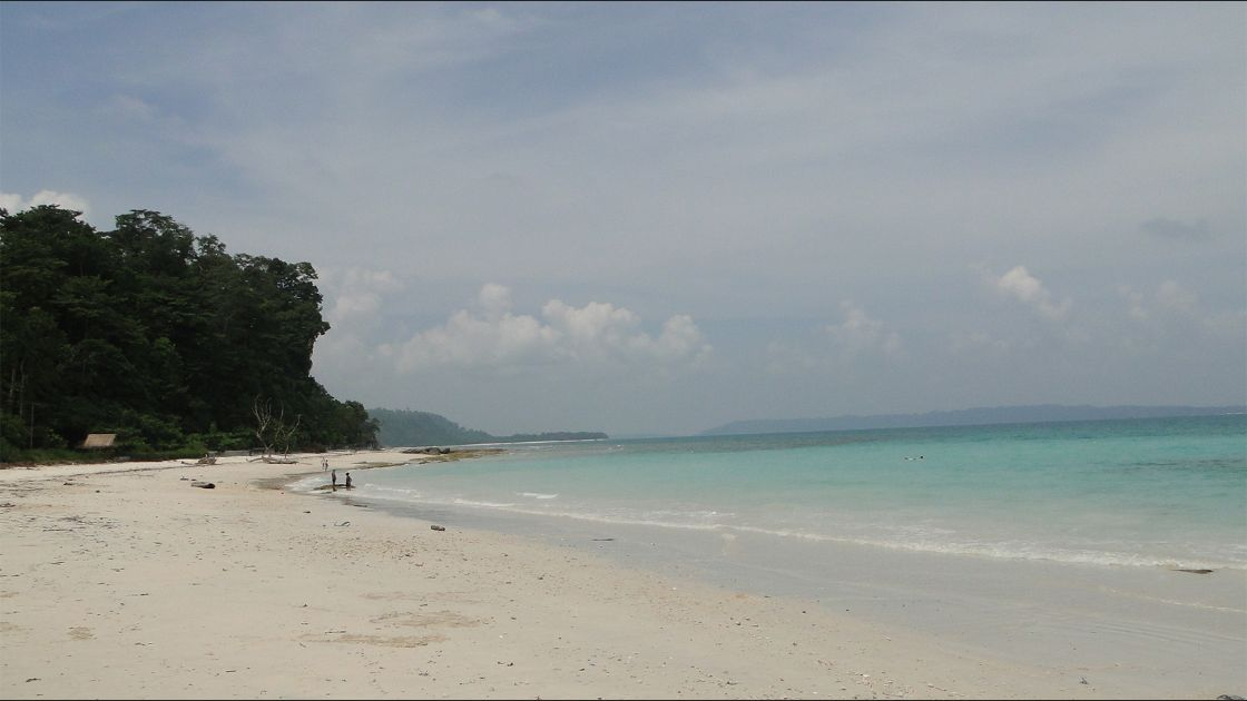 Radhanagar Beach Isla Havelock, Andaman and Nicobar Islands. Foto: Flickr / Ankur P.