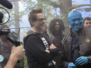James Gunn regresa para dirigir Guardianes de la Galaxia 3