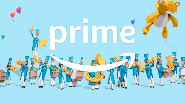 Publicidad de Amazon para su evento exclusivo Prime Day 2019, los días 15 y 16 de julio. Foto: Cortesía Amazon