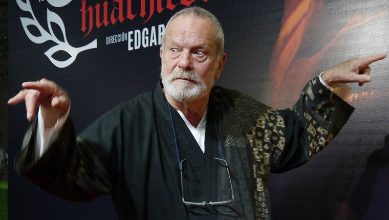 Siete minutos con Terry Gilliam sobre cine, libros y Trump