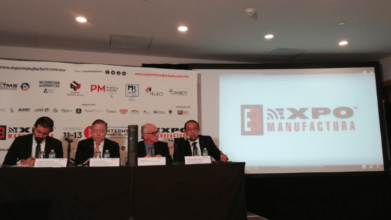 Foto: Twitter Expo Manufactura