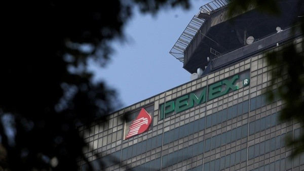 A view of the headquarters of state owned oil company Pemex in Mexico City, Mexico March 5, 2019. REUTERS/Daniel Becerril