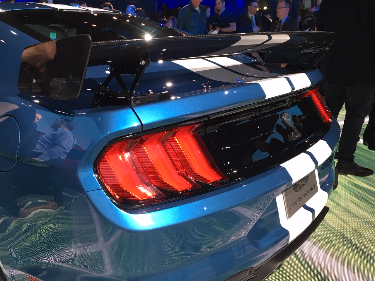 Ford Mustang Shelby GT 500 ¡Street legal!